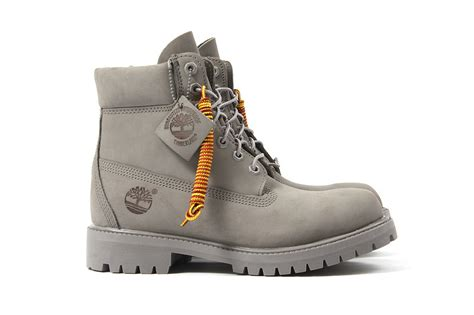 timberland gray boat shoes timberland mono grey 6 inch boot hypebeast