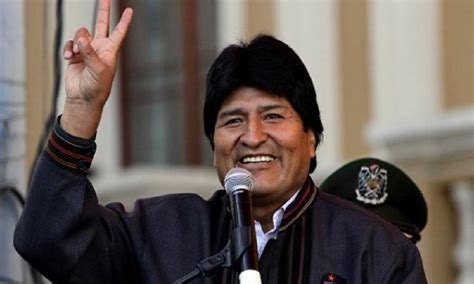 evo morales evo morales administration keeps 58 percent approval rate