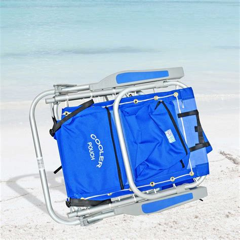 ultimate backpack chair with cooler 5 pos layflat ultimate backpack chair with