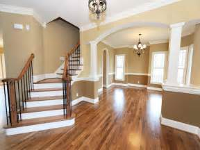 interior color schemes interior paint with stairs color