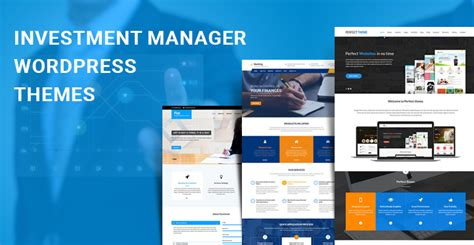 wordpress layout manager investment manager wordpress theme for investment