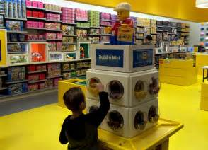 Lego Store Lego Store Opens At Fashion Show Mall Las Vegas Las