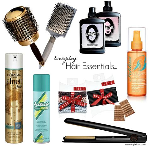 Using Hair Dryer Everyday everyday hair care essentials products ghd flat irons