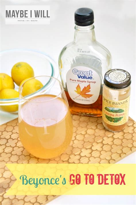 Magical Breakfast Detox by Master Cleanse