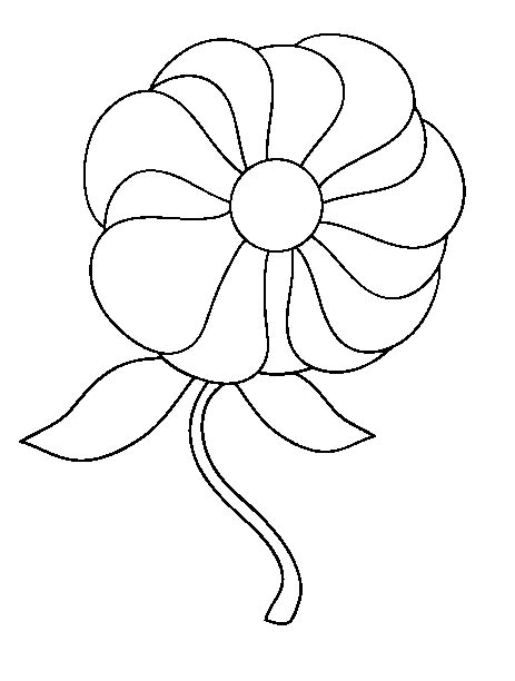 flower coloring pages coloring ville