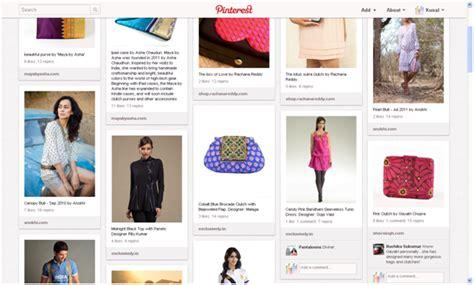pinterest wardrobe is pinterest the female version of facebook