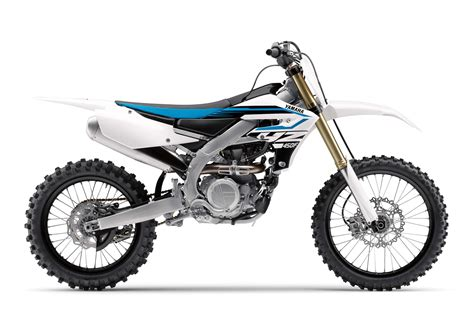 white motocross 2018 yamaha yz450f preview street cyclez