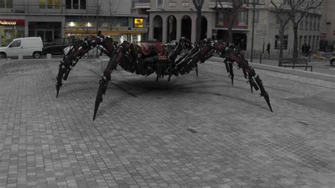 tutorial blender motion tracking motion tracking blender 2 61 quot araign 233 e robot en ville