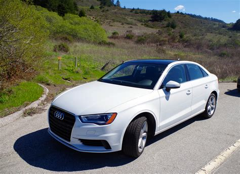audi a3 2 0t review 2015 audi a3 2 0t quattro sedan look and review