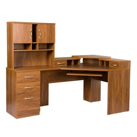 Walmart Office Desks Os Home Office Furniture Office Adaptations Computer Desk With Hutch Walmart