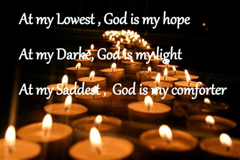 he is my comforter at my lowest god is my hope share in jesus
