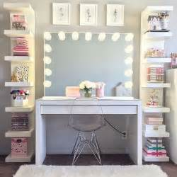 Bedroom Makeup Vanity Plans 25 Best Ideas About Room On Makeup