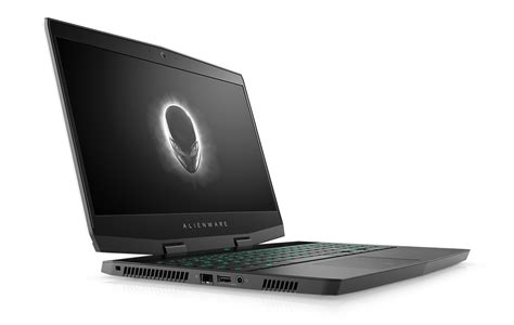 alienware m15 puts gaming in stylishly slim laptop slashgear