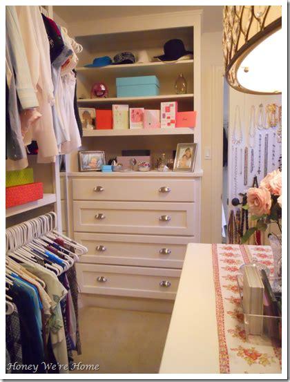 Inside Of A Closet by Honey We Re Home Closet The Inside Scoop