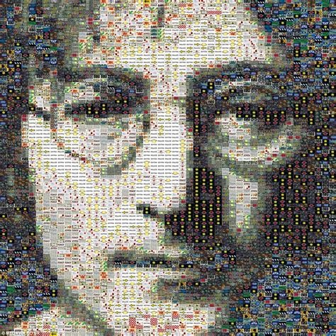 lego painting arthur gugick recreates artworks portraits and iconic