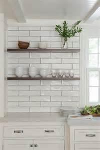 White Kitchen Shelf by Walnut Floating Shelves With White Kitchen Cabinets