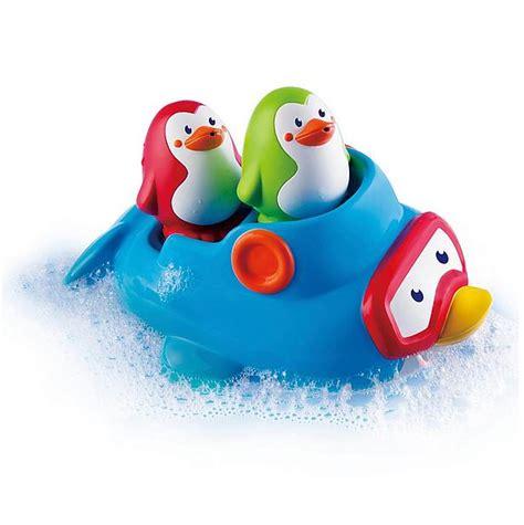 Oball O Duckie Bath Blue baby gt badspeelgoed bij paradisio