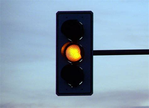 A Yellow Traffic Light Means by Color Psychology And Ecommerce Practical Ecommerce