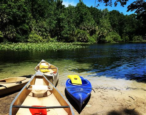 canoes rental near me 5 great swimming holes in central florida
