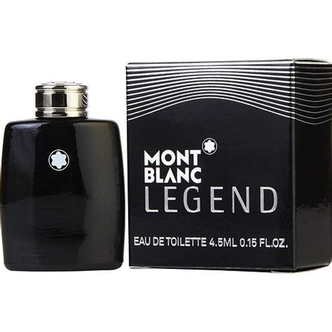 Harbolnas Parfum Original Mont Blanc Legend mont blanc legend by mont blanc edt 15 oz mini ebay