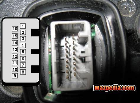 wiring diagram speedometer vario    oto