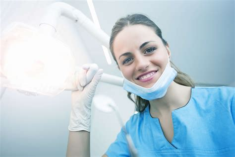 work directly with patients as a dental assistant