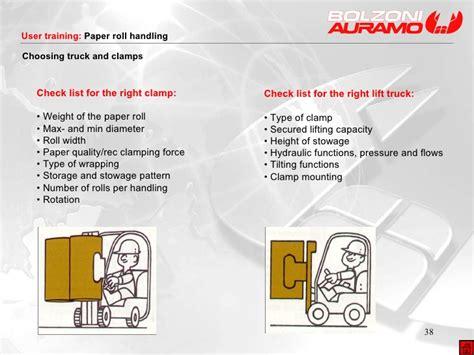 Handling Pressure Essay by Operator Paper Roll Handling General