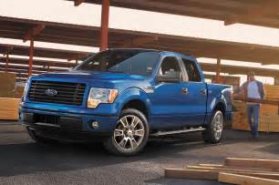 2014 ford f 150 stx supercrew front photo 1