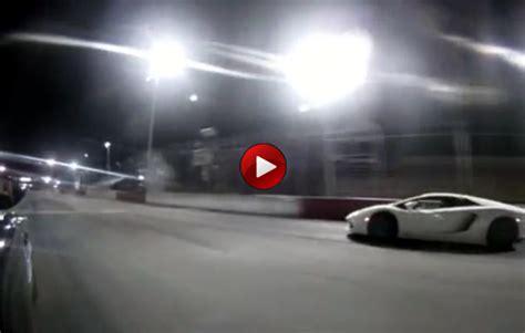 How Fast Can Lamborghinis Go Benzboost Mercedes Mclaren Slr Versus Lamborghini