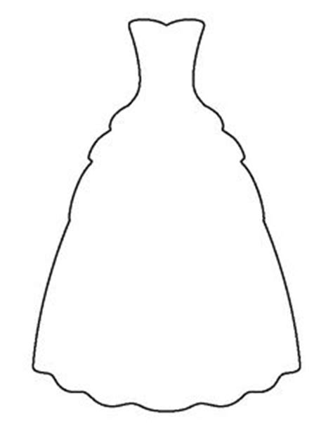 Book Print Dress Card Template by Free Silhouette Dress Pattern From The New Book Cloth