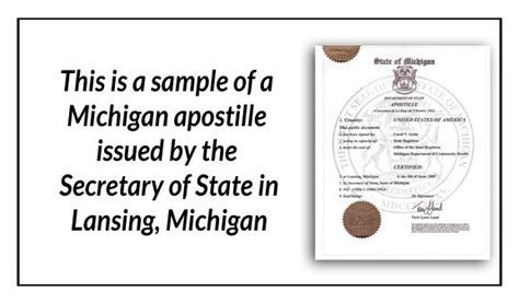 Washtenaw County Marriage License Records 27 Best State Of Michigan Sle Apostille Images On