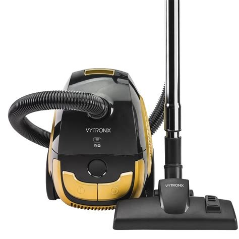 Most Powerful Vacuum Cleaner Vytronix Bggc01 1200w Compact Powerful Bagged Cylinder