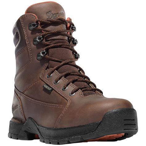s danner 174 sojourner 7 quot work boots brown 581779