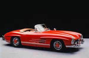 Mercedes In Mercedes 300 Sl Roadster 1957 Aon Classic Car
