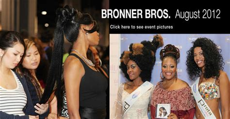 august bronner brothers hair talk hair shows and events
