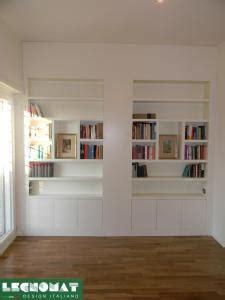 libreria su misura roma librerie su misura roma legnomat design italiano