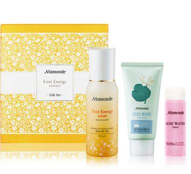 Mamonde Energy Essence 25ml mamonde skin care sle kit