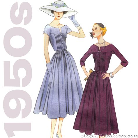 dress pattern vintage vogue v1044 vintage vogue 1044 out of print 1950 dress sewing