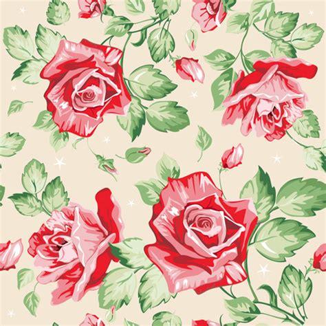 pattern flower download vivid flower pattern design vector graphic free vector in