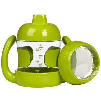 Oxo Tot Grow Soft Spout Sippy Cup Green 6oz sippy cup sprout mug high quality baby products