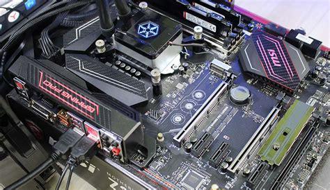 Msi Z270 Gaming Pro Carbon msi z270 gaming pro carbon 莢ncelemes莢 donanim ar蝓ivi