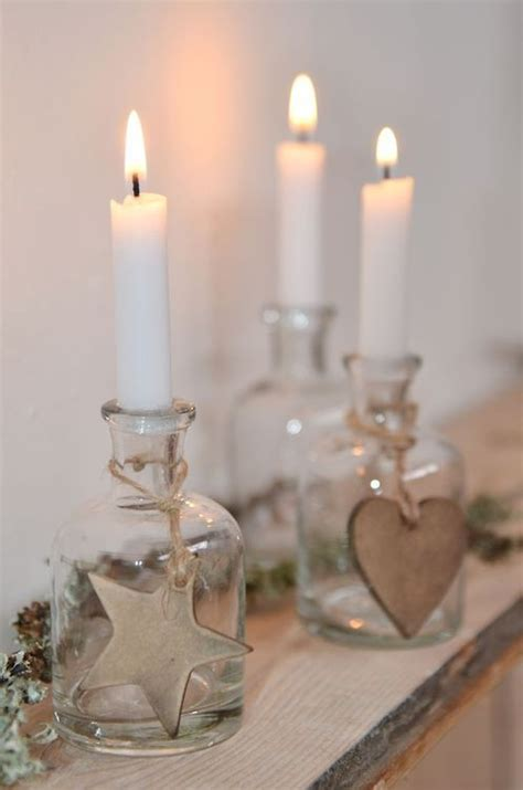 candele da bagno decorazioni natalizie anche nella stanza da bagno