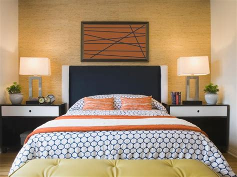 Orange Accents For Bedroom by 50 Bright And Colorful Room Design Ideas Digsdigs