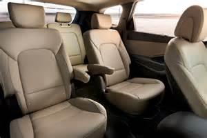 How Many Seats In A Hyundai Santa Fe Three Row Hyundai Santa Fe Has Six Or Seven Seats