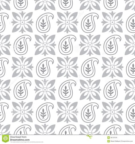 paisley pattern vintage royalty free vector image seamless paisley pattern stock vector image of repeat 36137676