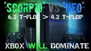 better system ps4 or xbox one ps4 pro vs xbox one scorpio which to buy gamer prompt
