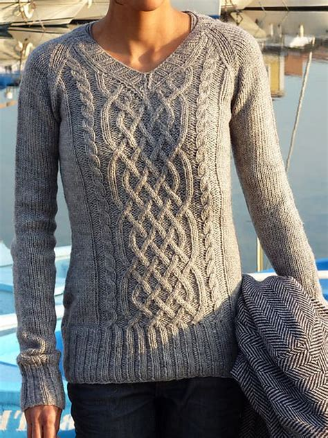 cable knit sweater pattern the world s catalog of ideas