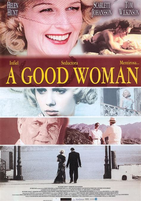 is it right for a woman at the age of 58 a good woman a good woman 2004