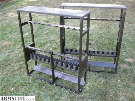 armslist for sale lockable gun racks