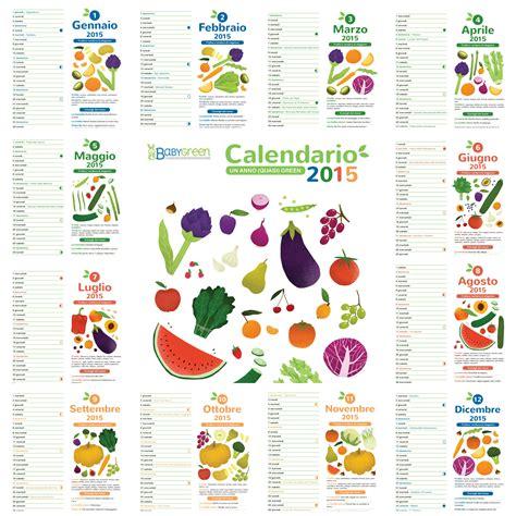 Calendario R 2015 Calendario 2015 Pdf Gratis Da Stare Di Babygreen